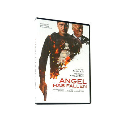 Angel Has Fallen (DVD, 2019) New & Sealed Free Shipping Included
