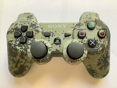 Official Sony PlayStation Dualshock 3 Controller Urban Camo PS3 CECHZC2M