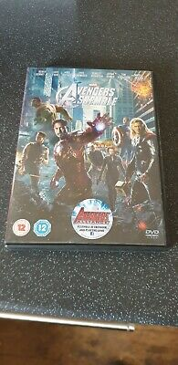 Marvel Avengers Assemble ... DVD ... 2012