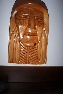 Hand carved  Old.Head.