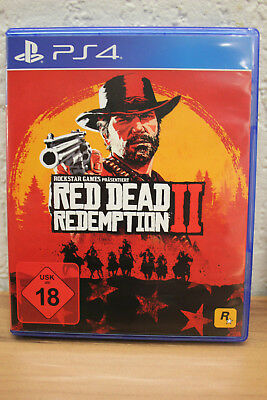 ! Red Dead Redemption 2 ! (Sony PlayStation 4, 2018)