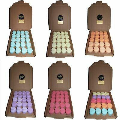 Bath Bomb Hearts 20 X 10g Various Scents Available Candy Bombs Fizzers Foaming