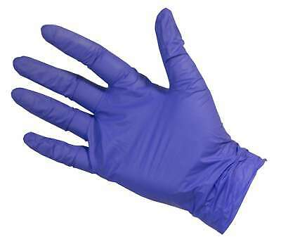 5 pairs Nitrile Disposable Gloves Powder Latex Free Anti Allergy S/M/L/XL