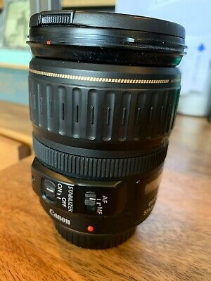 Canon Ef 28-135Mm 1:3.5-5.6 Is Ultrasonic Image Stabilizer Zoom Lens Excellent