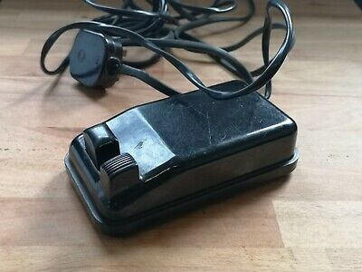 VINTAGE SINGER SEWING-SINGER FOOT CONTROL PEDAL. SIMANCO. See description