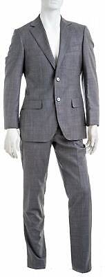 SUITSUPPLY Napoli Men's 2 Piece Wool Suit