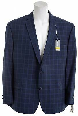 MICHAEL KORS Men's Kelson Windowpane Suit Jacket