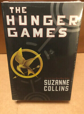 New Lot of 3 - Hunger Games Book Set: Hunger Games, Catching Fire, Mockingjay