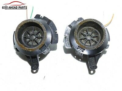 Renault Megane 96-03 Front Dashboard Speakers (1 Pair) 7700425807 (Left & Right)
