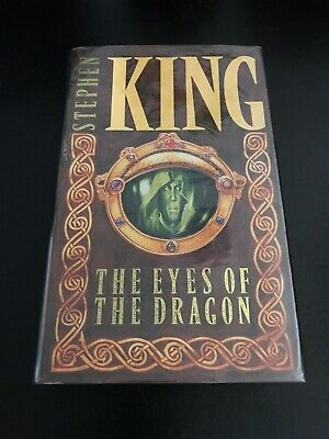 Stephen King, The Eyes of the Dragon, 1st (First) UK Book Club Edition