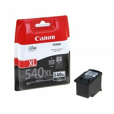 Genuine Canon PG-540XL Black Ink Cartridge High Capacity For PIXMA MG3250