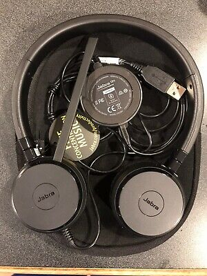 Jabra Evolve 30 Stereo USB headset 5399-823-309 with Soft Case