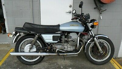 MOTO GUZZI G5, 1000cc round barrel, runs well