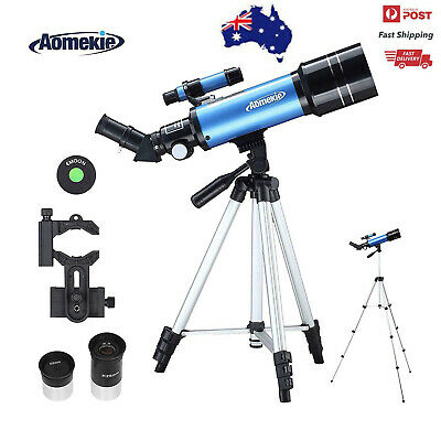 40070 Telescope with Adjustable Tripod & Phone Adapter for Kids Adults Beginners