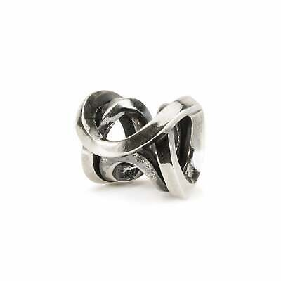 Authentic Trollbeads Silver Savoy Knot TAGBE-20203