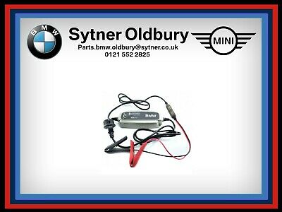Genuine BMW OE Car Trickle Battery Charger Diagnostic Conditioner UK 61432408593
