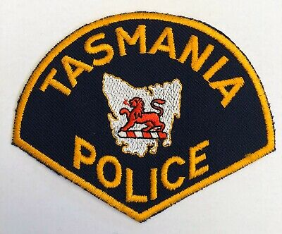 Tasmania Police Force Patch - Period Unknown