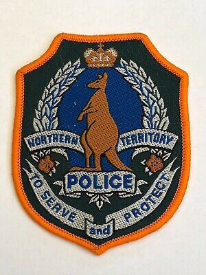 NT Northern Territory Police Force Patch - Period Unknown