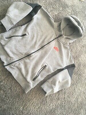 Grey Nike Air Hoody Age 10-12yrs