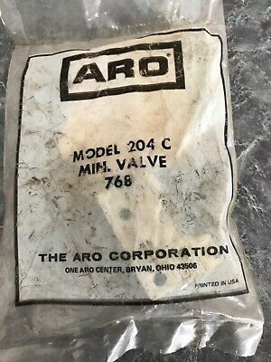 ARO  Valve Assembly 204C New - Old Stock