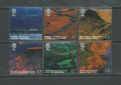 GB 2004 - Journey Wales - Set - Very fine used
