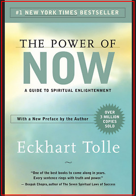 The Power of Now A Guide to Spiritual Enlightenment ⚡by Eckhar Tolle ⚡P-D-F🔥✅