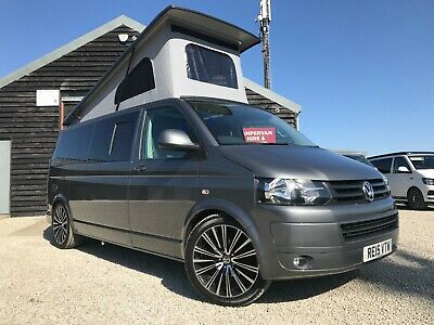 VW T5 Campervan Highline (long wheel base) with Air Con