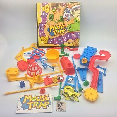 MOUSE TRAP Game PARTS ONLY You Pick the Replacement Piece 2005
