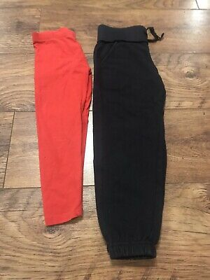 Girls Leggings And Joggers age 5-6