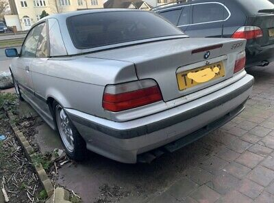 BMW 323i M Sport Convertible Hardtop E36 325i better than E30 under 99k+ miles