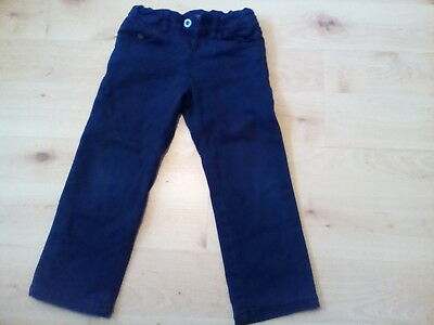 Boys navy Mayoral trouser age 4