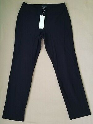 Eileen Fisher Women's Washable Stretch Crepe Slim Ankle Pants Small NWT $168