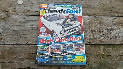 Classic Ford Magazine May 2016