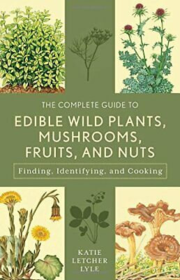 The Complete Guide to Edible Wild Plants P/D/F🍒🔥
