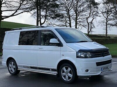 2011 VW Transporter T5 - T28 - Day/Crew Van - Immaculate - PX Track Car, Race