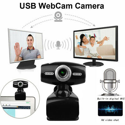 Digital USB HD Web Camera Video Teleconference Camera For PC Desktop Computer