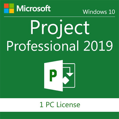 MS Microsoft Project 2019 Professional PRO 2019 Key FOR 1 PC GENUINE. Instant!