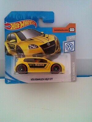 Hot Wheels  Golf GTI Momo gelb