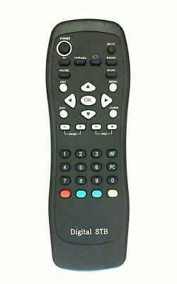 Digital-STB RCNN25 Replacement Remote Control Lifetime Warranty and Free Shippin