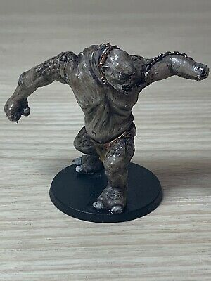 Warhammer Lord of The Rings LOTR - Moria Cave Troll  Metal