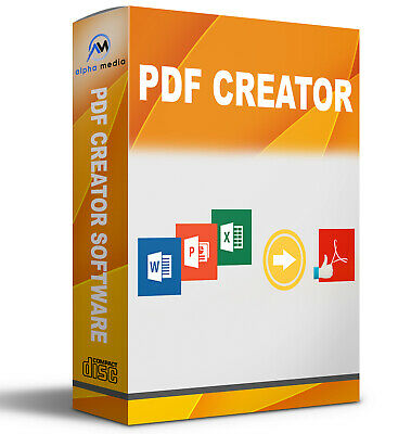 Pro Pdf Creator Pack For Windows +Convert Pdf To Word & Other Formats