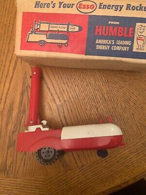 esso advertising. Toy  Late 50s In Box