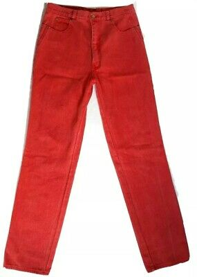 Faberge womens vintage high rise jeans size 12-14