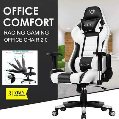 Durable Ergonomic Leather Computer Gaming Chair
