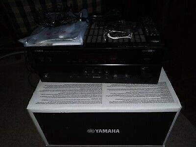 Yamaha RX-V685 7.2 Channel AV Receiver With MusicCast (Mint condition)