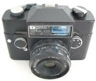**1970`s BENCINI COMET NK135 VIEWFINDER FILM CAMERA IN VERY GOOD CONDITION**