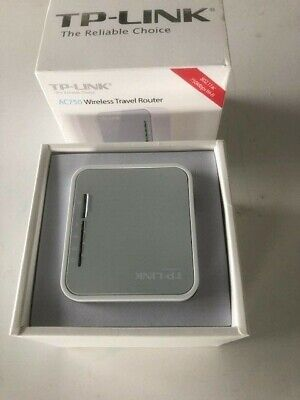 TP-LINK AC750 Dual-Band Wi-Fi Router - Silver/White
