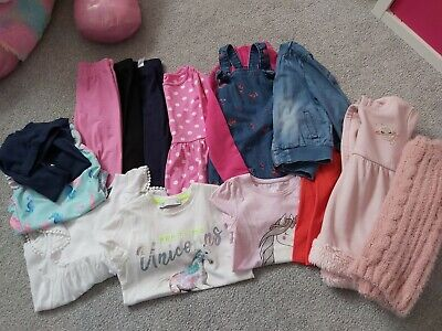 Girls clothes 3-4 years