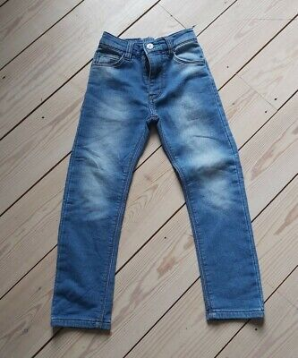 Boys Trendy Next Skinny Jeans Blue Age 5