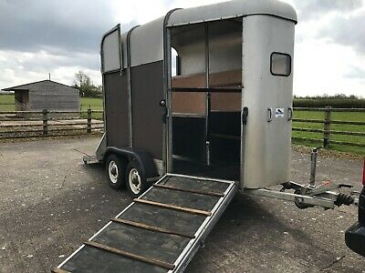 Ifor Williams Horse Trailer Rubber Partition Tie Ties Holders  x 2 P1025 NEW
